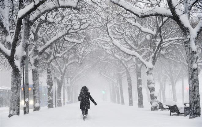 mơ thấy tuyết