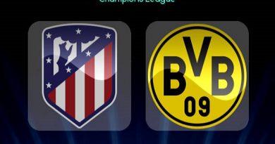 Nhận định Atletico Madrid vs Dortmund