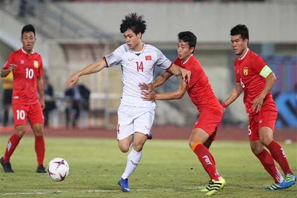 3 điểm nhấn ĐT Lào 0-3 ĐT Việt Nam