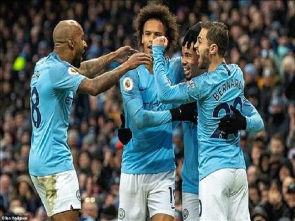 Man City chạm trán Schalke ở vòng 1/8 Champions Legue
