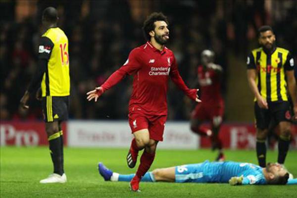Sao Everton thách thức Salah