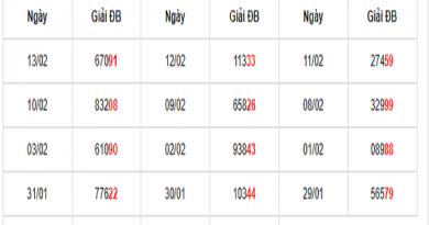 Tổng hợp dự đoán lô tô siêu chuẩn chính xác ngày 14/02