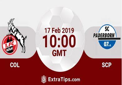 Nhận định Paderborn vs Cologne, 0h30 ngày 16/02
