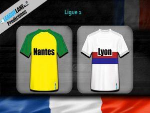 Soi kèo Nantes vs Lyon, 1h45 ngày 13/04