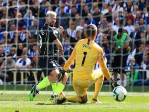 3 điểm nhấn Brighton 1-4 Man City