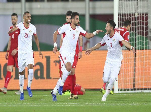 Jordan cùng VN giành lợi thế ở VL World Cup