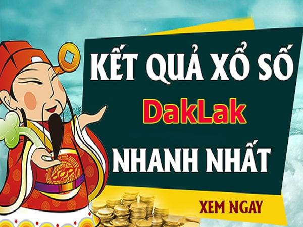 Dự đoán kết quả XS Daklak Vip ngày 29/10/2019