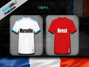 Soi kèo Marseille vs Brest 2h45, 30/11 (VĐQG Pháp)