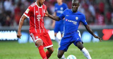 Bayern Munich mang lực lượng hùng hậu sang London