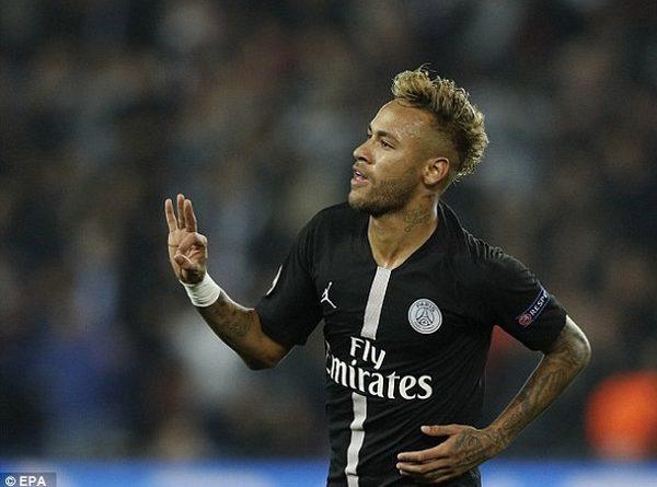 Neymar tính đường rời PSG sau trận thua trước Dortmund