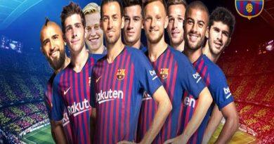Barcelona dùng 3 đổi 1 thanh lý cầu thủ