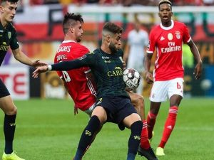 Soi kèo Benfica vs Tondela, 01h15 ngày 05/06