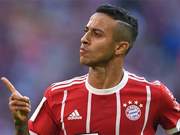 Chuyển nhượng chiều 13/8: Liverpool đàm phán về Thiago