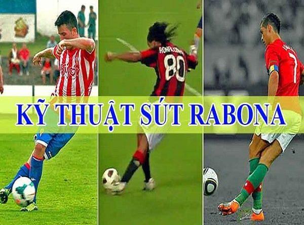 Cách đá rabona cho người mới chơi bóng đá
