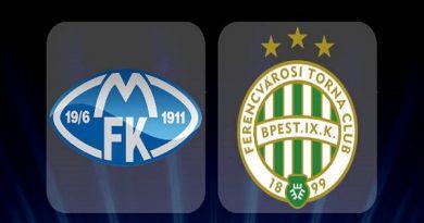 Nhận định Molde vs Ferencvaros 02h00, 24/09 – Cúp C1 châu Âu