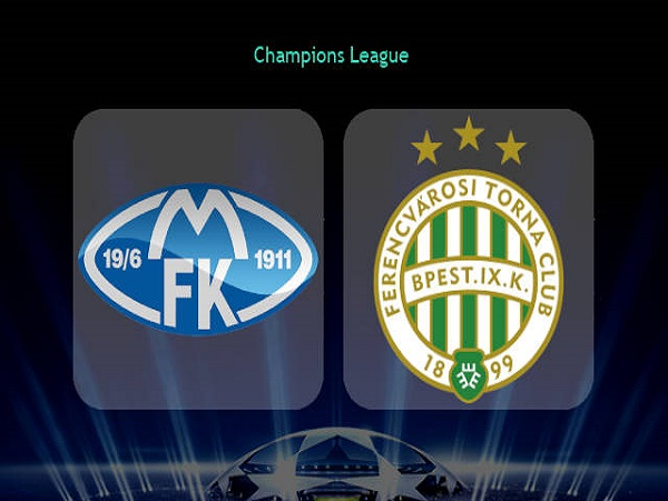 Nhận định Molde vs Ferencvaros 02h00, 24/09 - Cúp C1 châu Âu