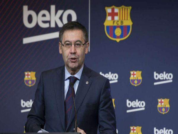 Tin bóng đá chiều 4/9: Chủ tịch Barca bị cáo buộc tham nhũng