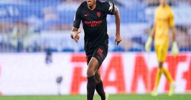 Tin thể thao 25/9: Manchester City nhận cú tát đau từ Sevilla