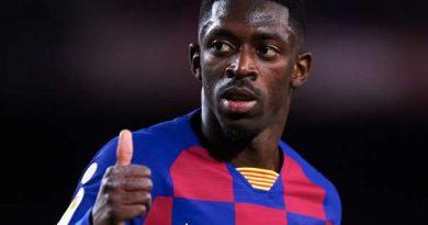 Chuyển nhượng chiều 9/10: Dembele phớt MU, đàm phán với Juventus