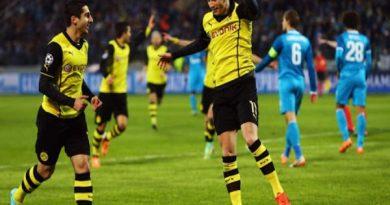 Soi kèo Dortmund vs Zenit, 03h00 ngày 29/10 – Cup C1 châu Âu