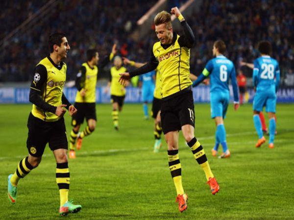 Soi kèo Dortmund vs Zenit, 03h00 ngày 29/10 - Cup C1 châu Âu