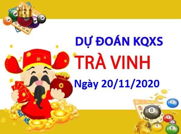 Dự đoán XSTV ngày 20/11/2020
