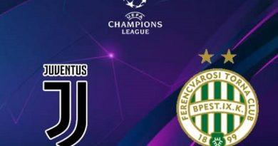 Soi kèo Juventus vs Ferencvaros 03h00, 25/11 - Cúp C1 Châu Âu