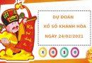 Dự đoán kết quả XS Khánh Hòa Vip ngày 24/02/2021