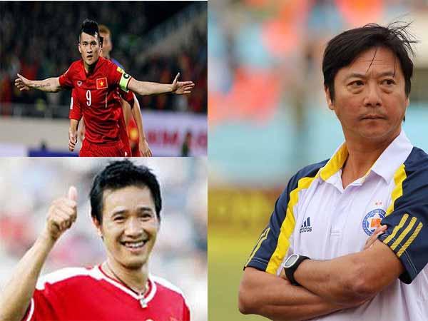 Top 3 cầu thủ giỏi nhất Việt Nam của lịch sử bóng đá Việt Nam