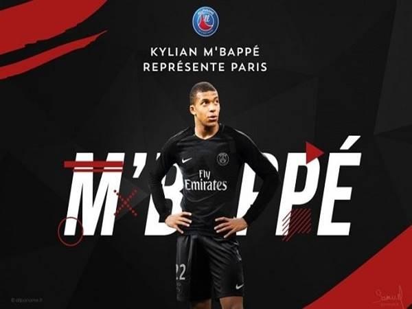 Tiểu sử Kylian Mbappe - Thần đồng bóng đá nước Pháp