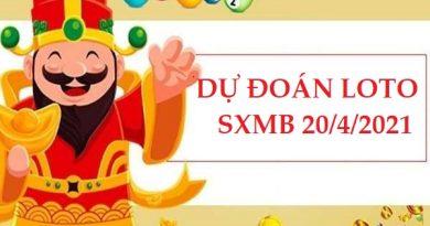 Dự đoán loto gan SXMB 20/4/2021 thứ 3 hôm nay