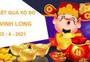 Dự đoán xổ số Vĩnh Long thứ 6 ngày 23/4/2021