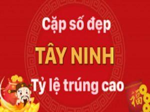Dự đoán xổ số Tây Ninh 20/5/2021