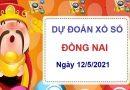 Dự đoán XSDN ngày 12/5/2021 chốt lô số đẹp đài Đồng Nai hôm nay thứ 5