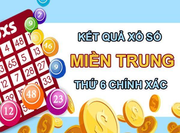 Dự đoán XSMT 18/6/2021 thứ 6 chốt lô VIP miền Trung