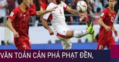 Bóng đá châu Á tối 1/6: Văn Toản cứu thua từ chấm penalty