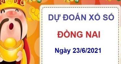 Dự đoán XSDN ngày 23/6/2021 chốt số Đồng Nai thứ 4