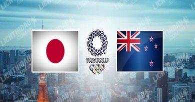 Soi kèo U23 Nhật Bản vs U23 New Zealand – 16h00 31/07, Olympic 2020