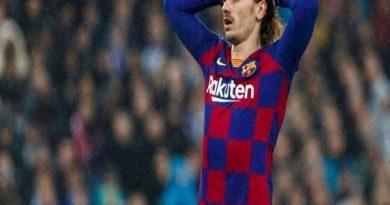 Chuyển nhượng 21/7: Barcelona muốn đổi Griezmann lấy sao Juventus