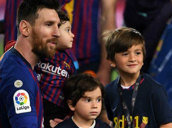 Con trai Messi là ai? 3 cậu quý tử của Messi có gì đặc biệt?
