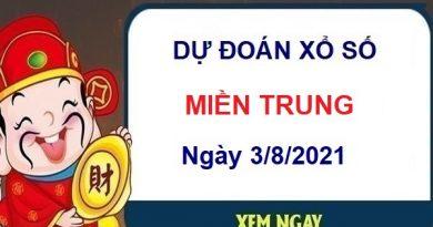 Dự đoán XSMT ngày 3/8/2021