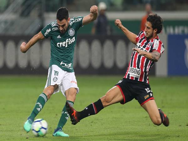 Nhận định bóng đá Palmeiras vs Sao Paulo, 7h30 ngày 18/8