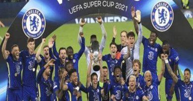 Tin thể thao 12/8: Chelsea hạ Villarreal đoạt siêu cúp Châu Âu