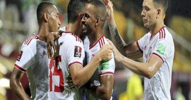 Nhận định bóng đá UAE vs Iraq (23h45 ngày 12/10)